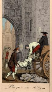 londons plague 1665