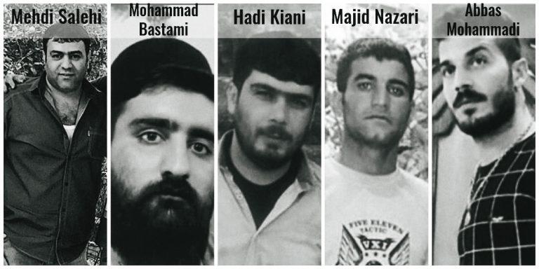 تشدید نگرانی و اضطراب از اعدام مخفیانه پنج معترض زندانی در اصفهان